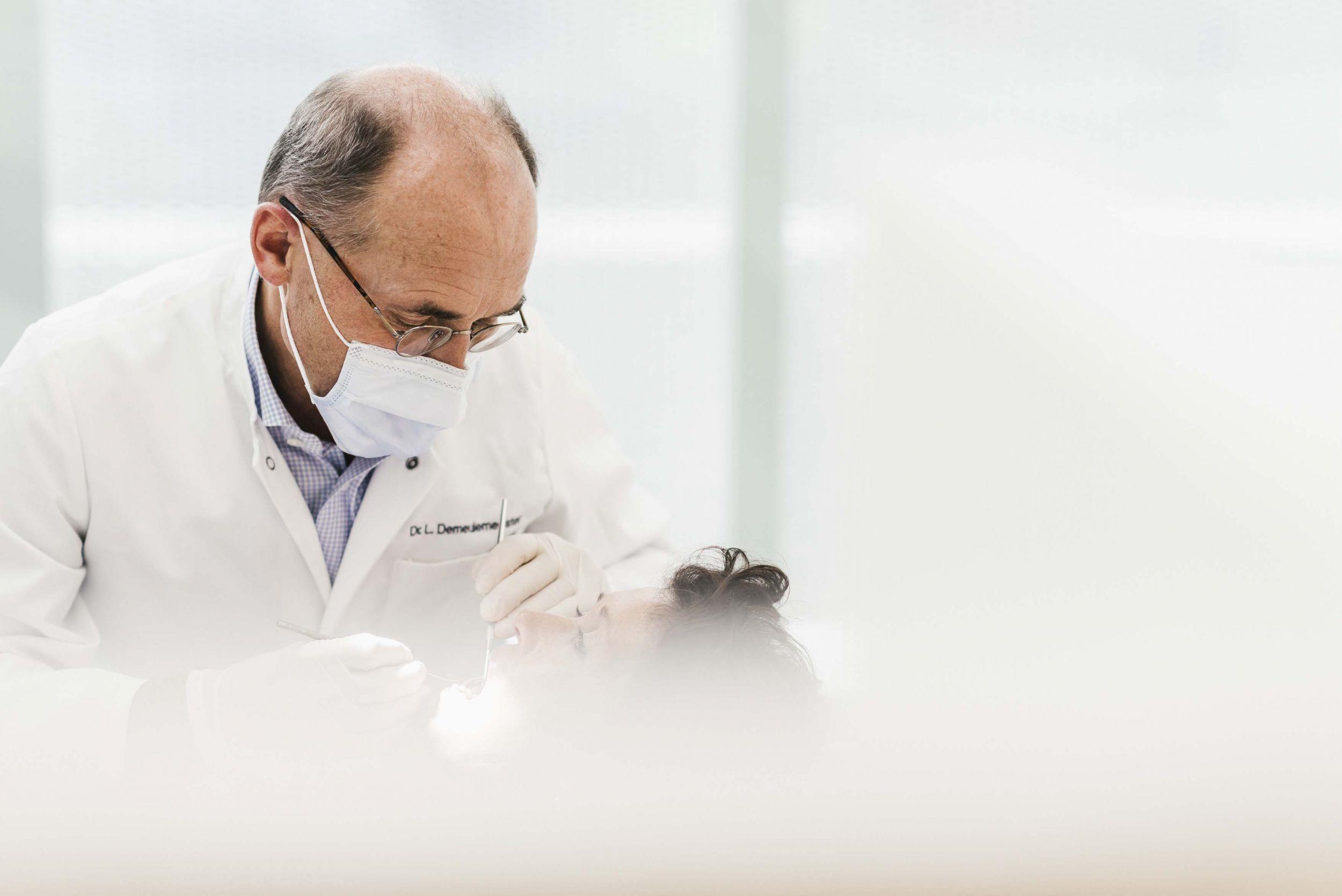 Tandens tandartsen stomatologie