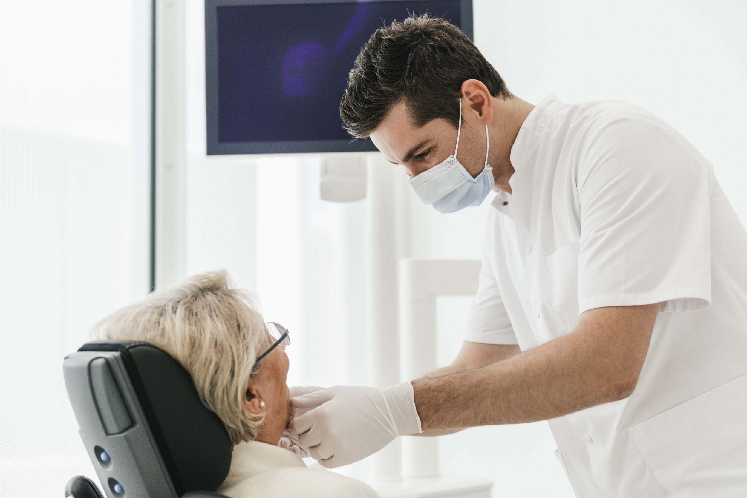 Tandens tandartsen parodontoloog